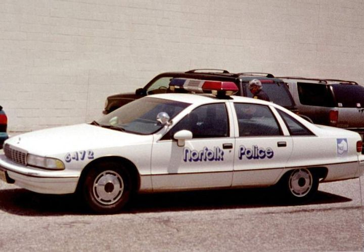 Classic Chevy Patrol Cars Police Cars Old Police Cars Police