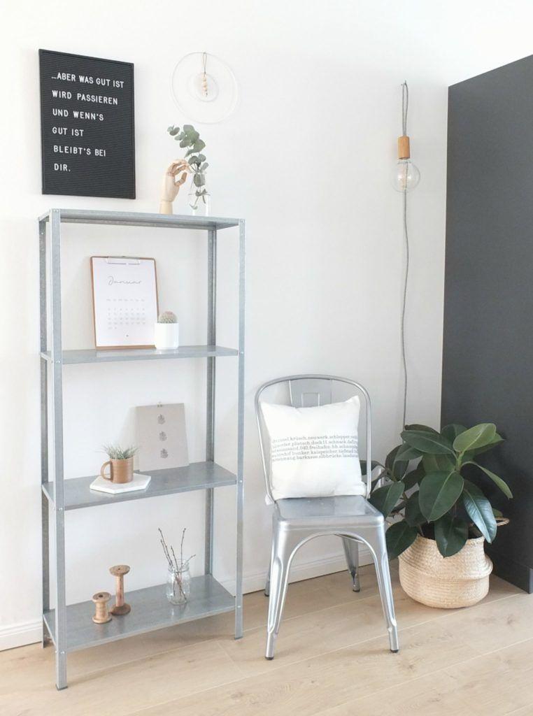 Interior ↠ Hyllis Regal, Umstyling \ Inspiration ♡ Living - küchen regale ikea