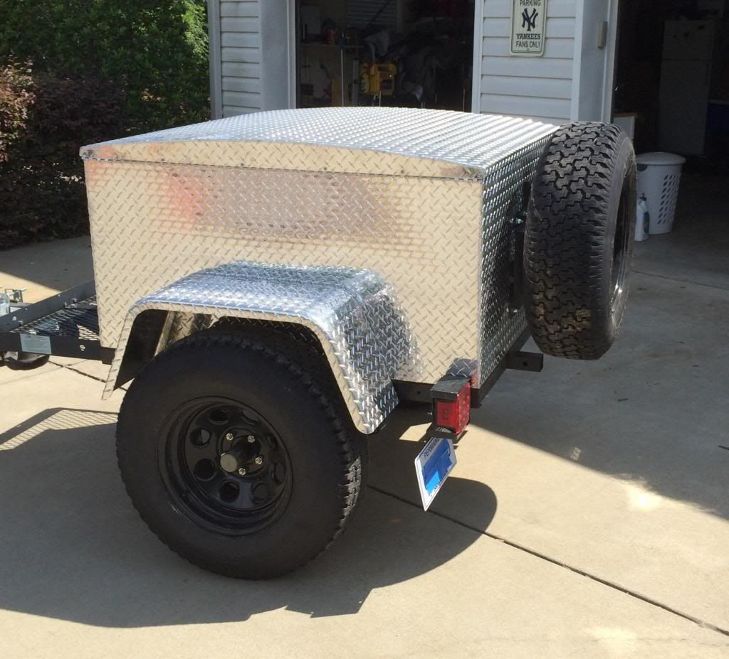 Jeep Wrangler Hardtop Electric Hoist with Remote Jeep