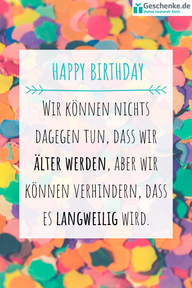 Frau lustige geburtstag sprüche lᐅ Geburtstagswünsche