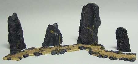 Eerie Rocks & Road