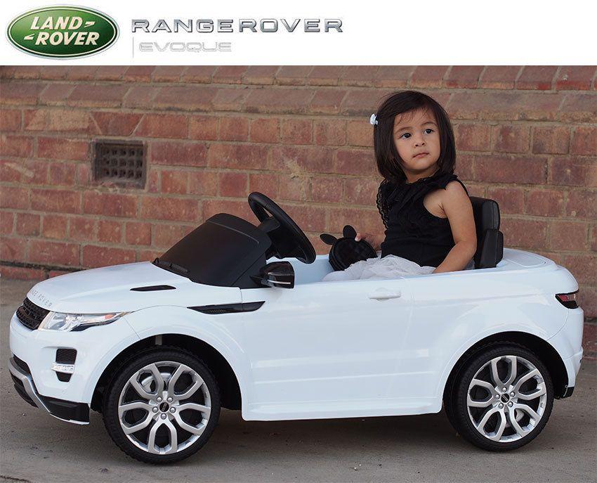 Range Rover RideOn Car Remote control cars, Range rover