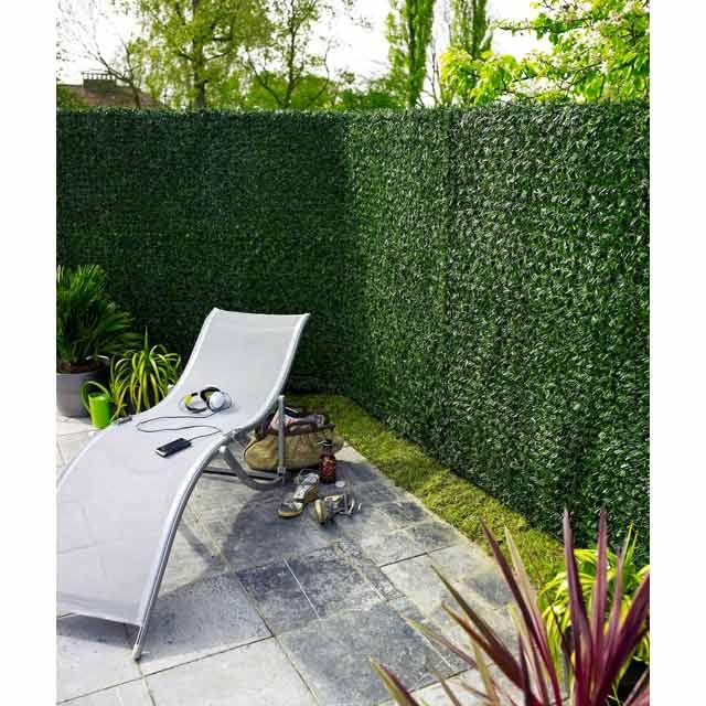 ecran de verdure pvc 195 brins 3 x h 1 m en 2019 balcon. Black Bedroom Furniture Sets. Home Design Ideas