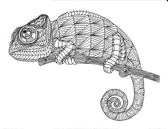 This Is A Zen Inspired Handmade Hand Drawn Digital Coloring Page Let Your Imagination