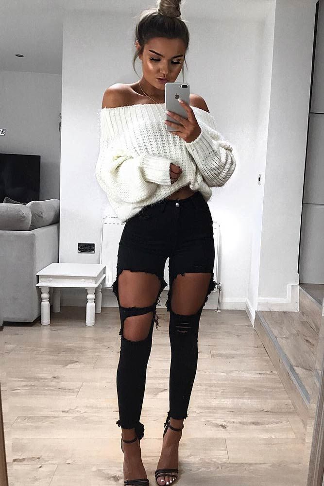 27 Sexy Outfits To Get Ready For Nights Out 17