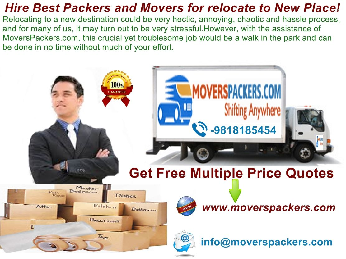 Relocating To A New Destination Could Be Very Hectic Annoying Chaotic And Hassle Process And For Many Of Us It May Tur Packers And Movers Movers Relocation
