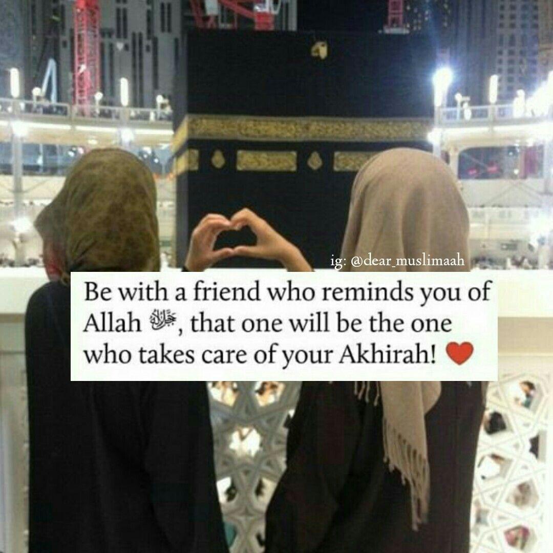 Islamic quote | @DEAR_MUSLIMAAH | Islamic quotes friendship