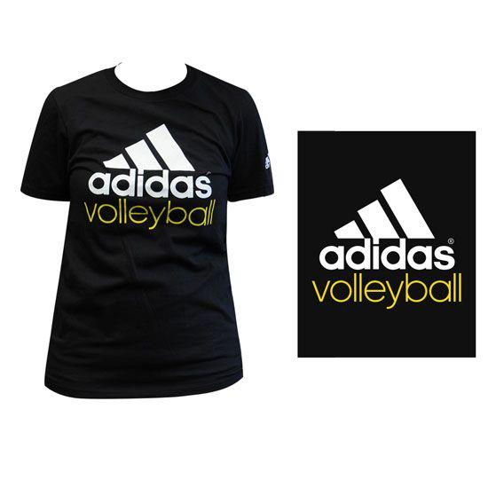 Adidas Women S Volleyball T Shirt Adidas Women Women Volleyball Volleyball