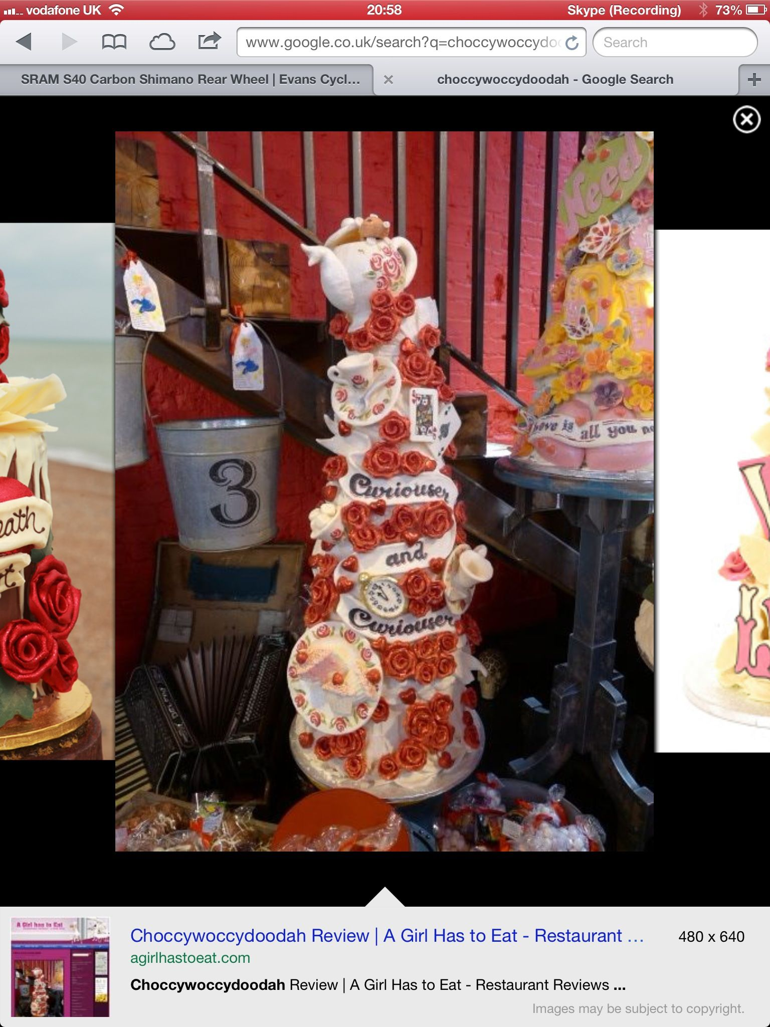 Cake idea Choccywoccydoodah, Cake, Food