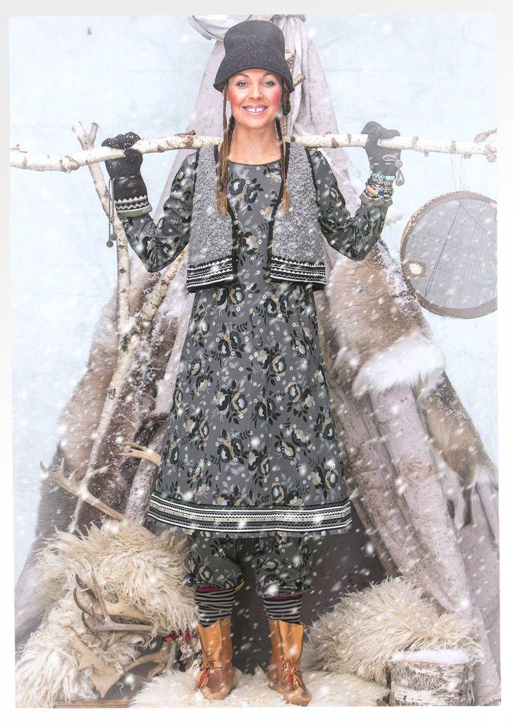 Skandinavischer Stil Mode
