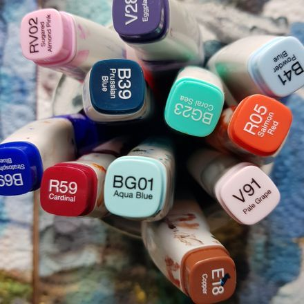 Alcohol Ink: A Beginners Guide #alcoholinkcrafts