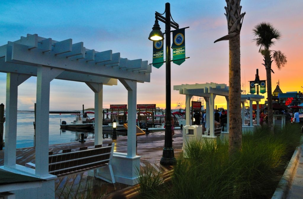 Check out the Destin Harbor Boardwalk Facebook page to see what is going down at the harbor and along the boardwalk!