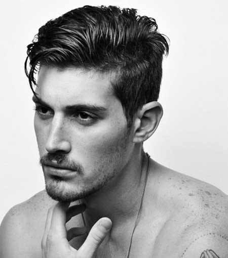 Hairstyles For Men With Thick Hair Fair Top 48 Best Hairstyles For Men With Thick Hair  Photo Guide