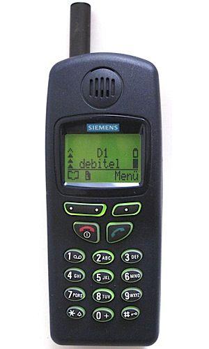 abb4ee99397 Siemens C25, my first mobile | Telephones in 2019 - Oude telefoon ...