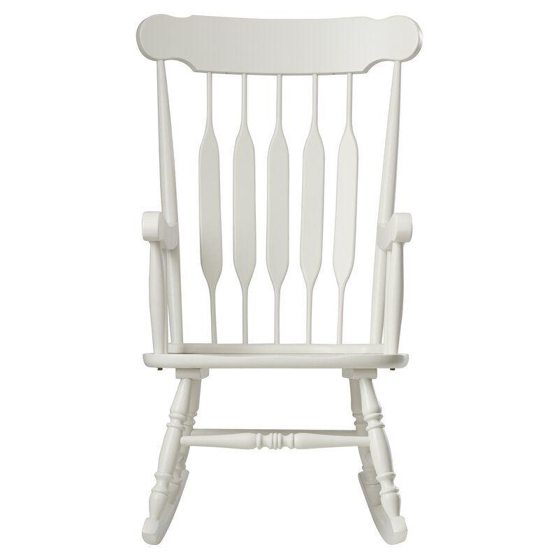 Mcneel Rocking Chair Reviews Birch Lane Chair Rocking Chair Home Decor
