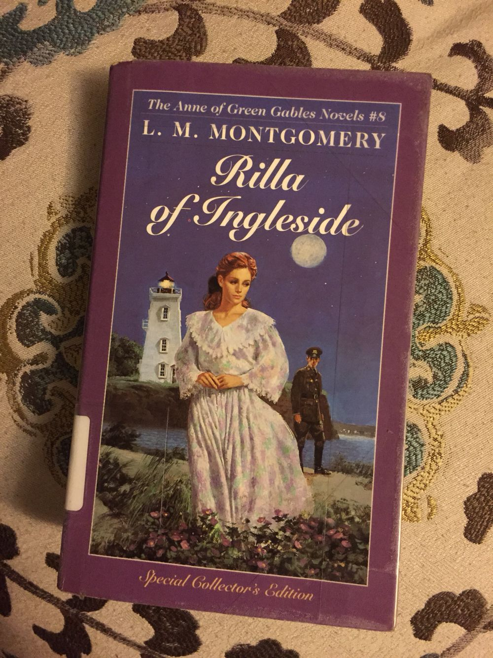 How Utterly Delighted I Am To Have Finished The Ending To Rilla Of Ingleside My Heart Will Be Mended More Over By The Ingleside Anne Of Green Gables My Books