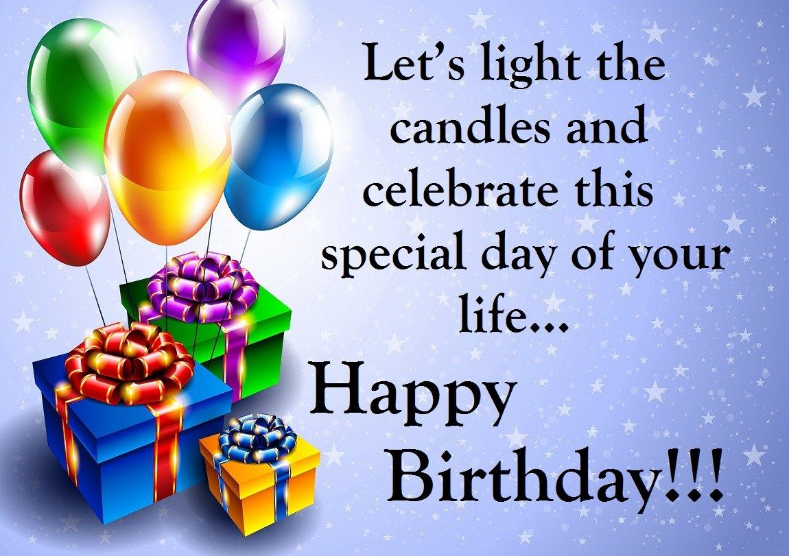 Happy Birthday Wishes, Greetings & Messages 2020 Images