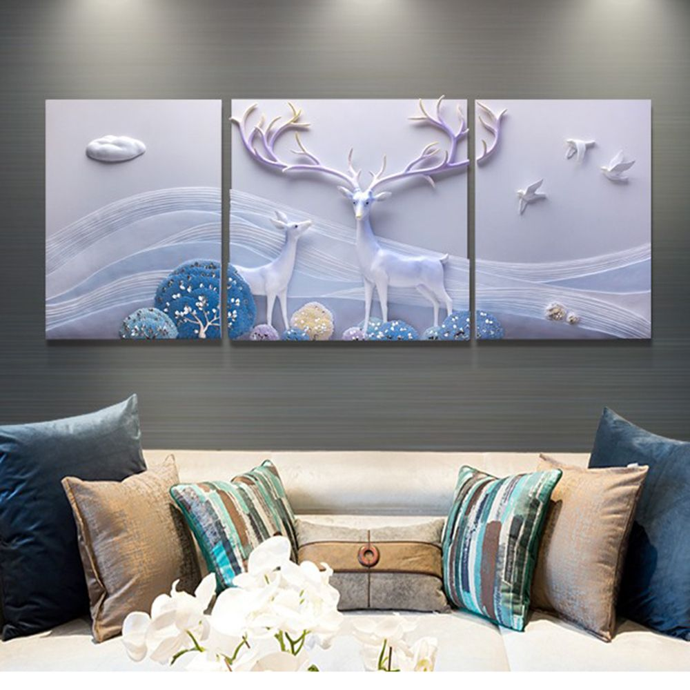 Attractive Wall Decor Modern Metal Wall Art Painting View Interior Home Decorations Relife Product Details From Shanghai Relife Furnishings Co Ltd On Aliba Modern Metal Wall Art Modern Decor Modern Wall