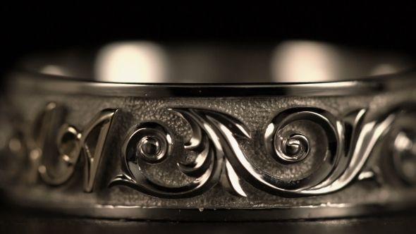 White Gold Ring Rotates On A Black Background 01 #Art, #Brilliant, #Closeup, #Crystal, #Diamond, #Gem, #Gold, #Jewel, #Jewelry, #Kvrzt, #Luxury, #Reflection, #Ring, #Rotation, #Silver, #WhiteGold http://goo.gl/Dzrzvp