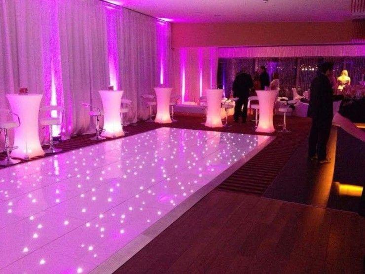 LED Dance Floor Led dance, Dance floor, Orlando wedding