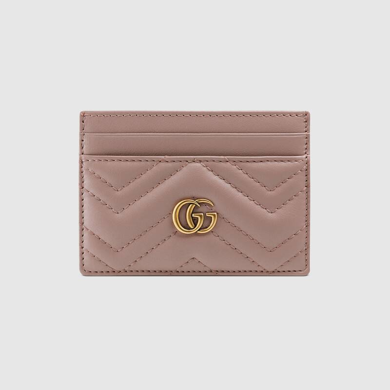Blissfull: Pink Gucci Marmont Bag