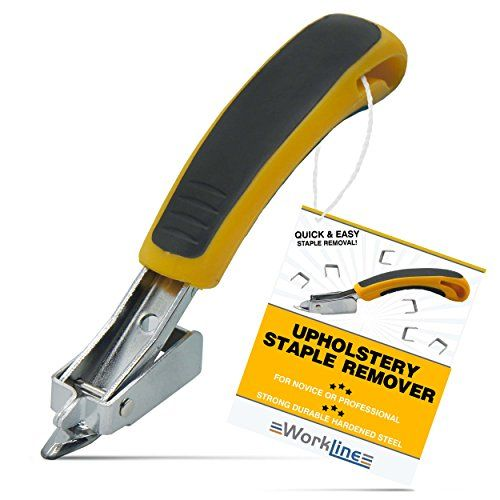 Workline Staple Remover Heavy Duty Upholstery Tools Saves