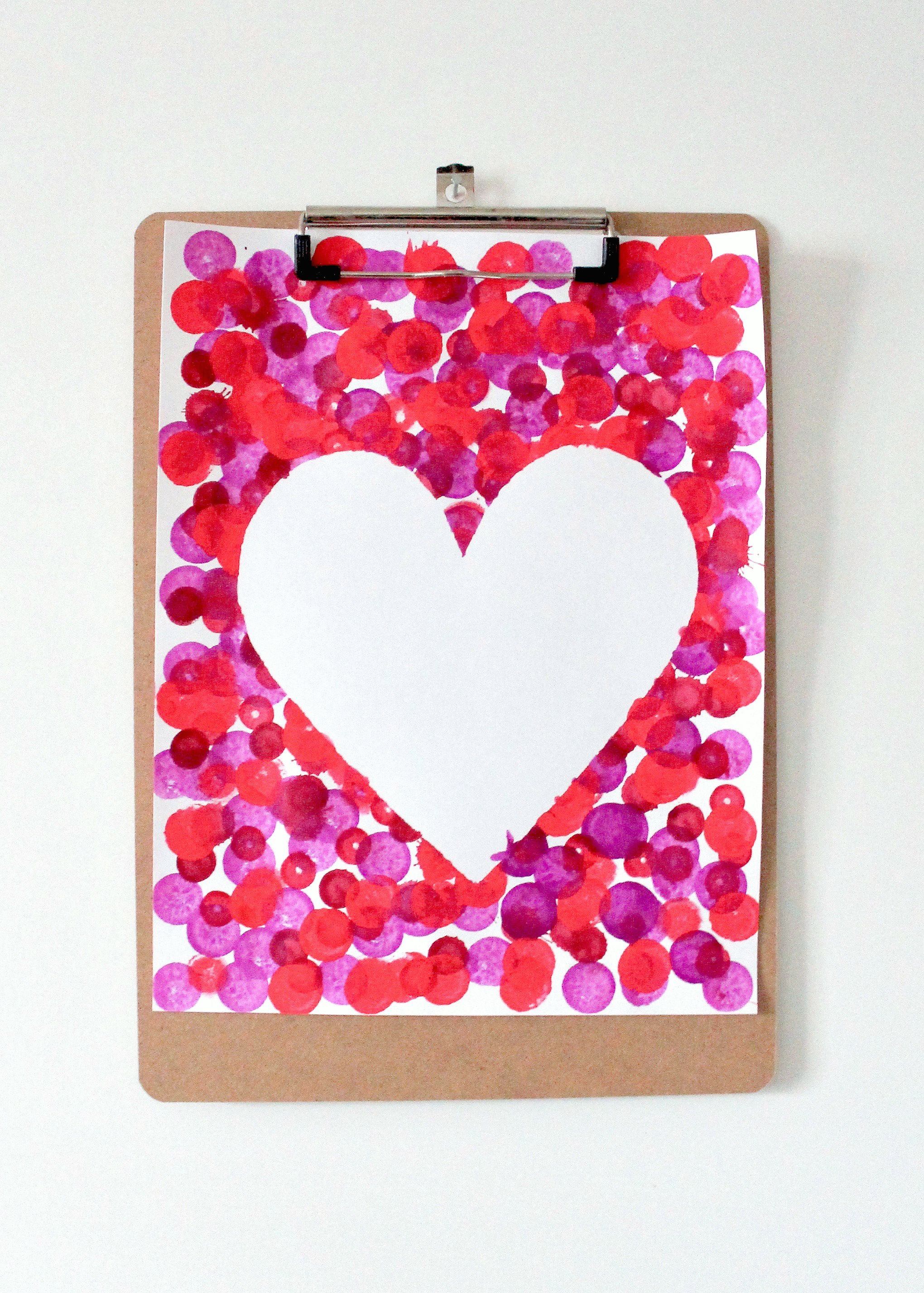 Diy Dollar Store Valentine S Day Crafts