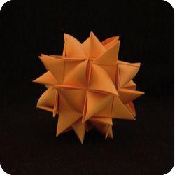 Moravian star ball tutorial