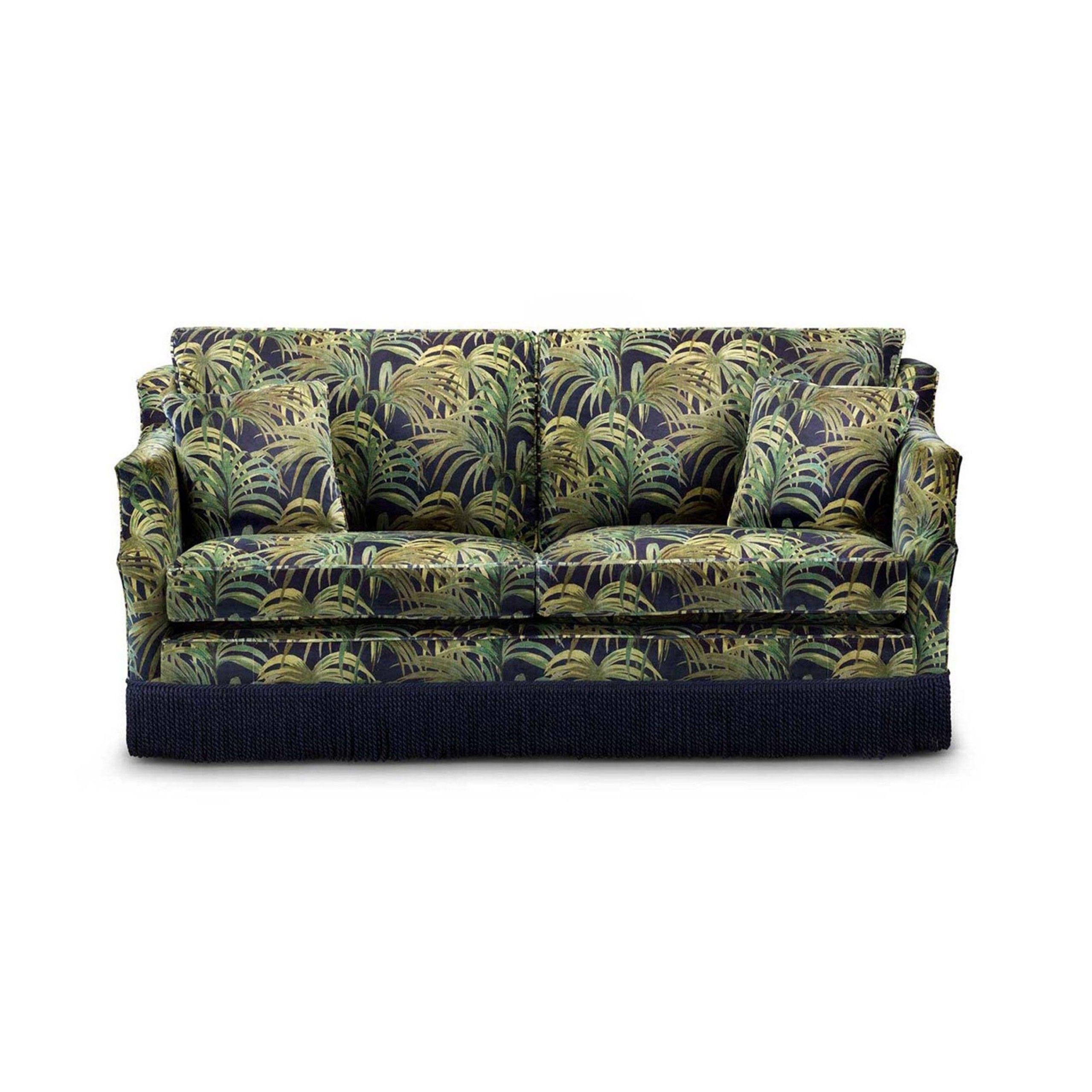 Palmeral unavarinou sofa midnight green palmeral pinterest