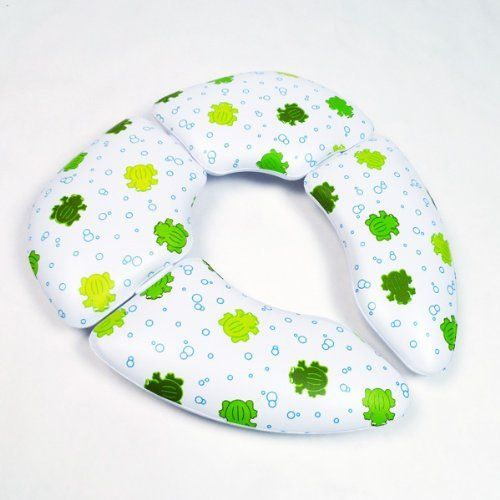 A Travel Potty Seat: Oh, no! Your tot's gotta go — to the bathroom, that is. Trips to the potty on an airplane or at a rest stop just got a whole lot easier thanks to this Cushie Traveler Folding Potty Seat ($13). It even comes in a carry bag and folds so small that it can fit in a shoulder bag!