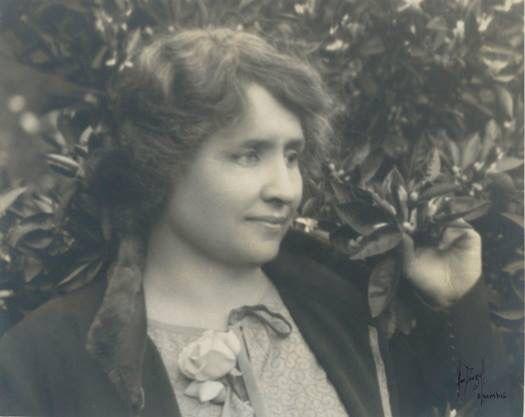 Natural Helen Keller