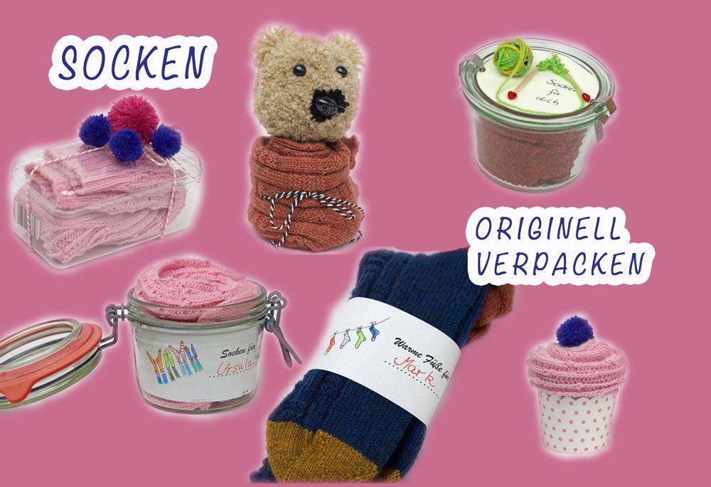 Photo of ▷ Pack Socken – 6 kreative Ideen sockshype.com