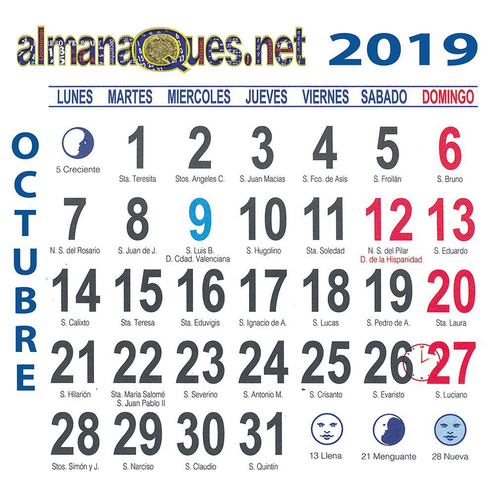 20 Ideas De Calendario Con Santoral Calendario Con Santoral Santoral Calendario