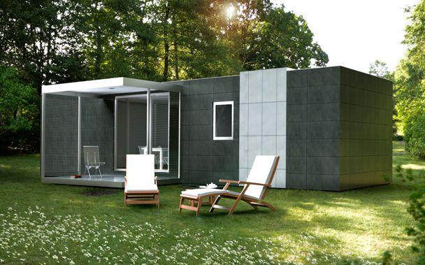 Cube basic 36 casas modulares prefabricadas cube casas - Cube casas prefabricadas ...