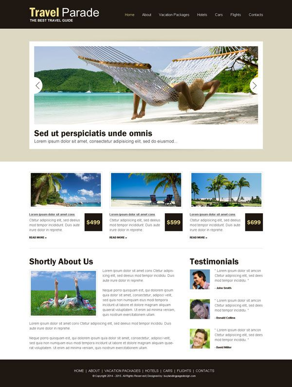 Image Result For Best Travel Newsletter Design  Email Samples