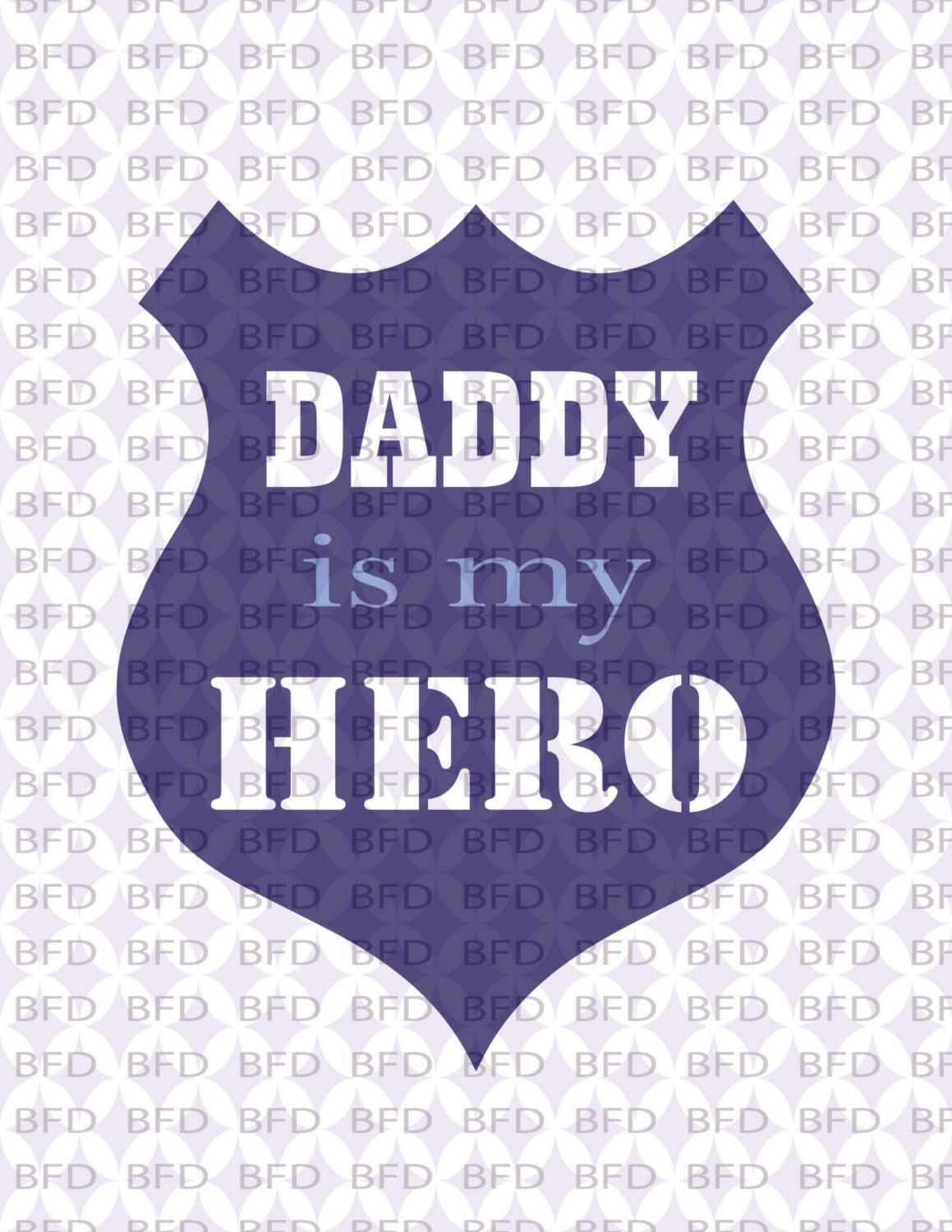 Daddy Is My Hero Mommy Is My Hero Police Badge Fathers Day Mothers Day Mom And Dad Police Svg Cuttable Design File Svg Png Eps My Hero Daddy Design