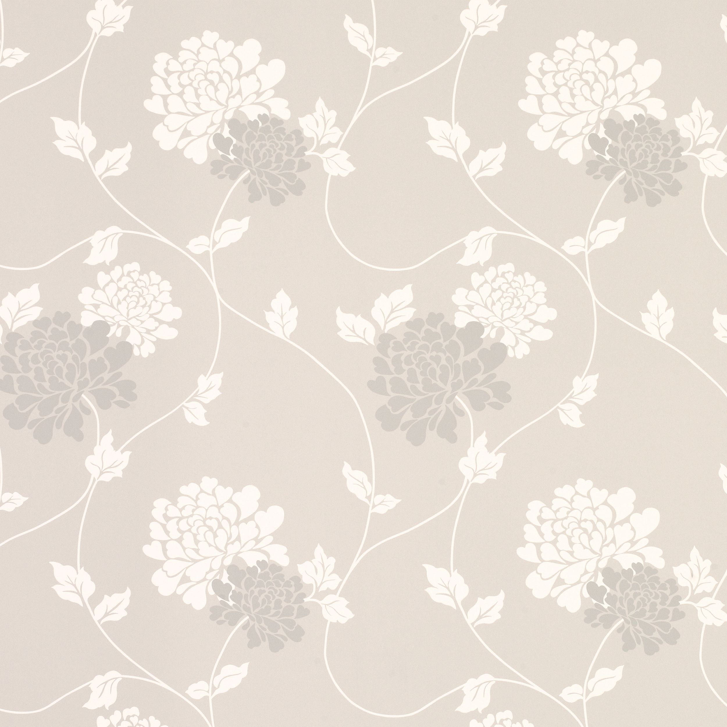 Emperor Paisley Dove Grey Wallpaper at Laura Ashley