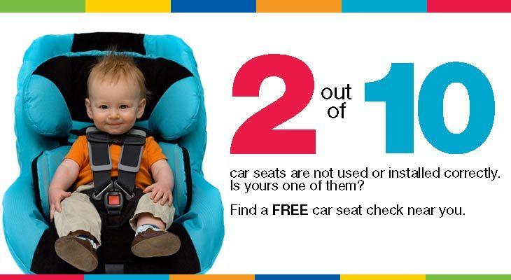car seat checks every week | Car seats