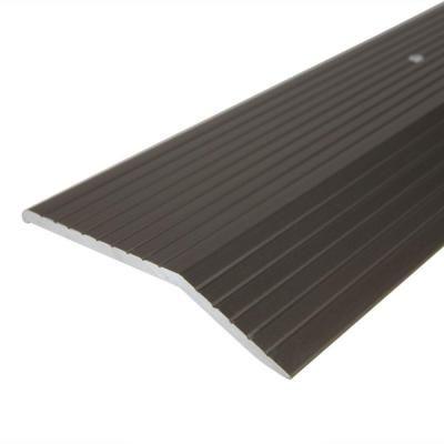 Columbia Aluminum 2 X144 Carpet Trim Silver H6034 H 12 At The