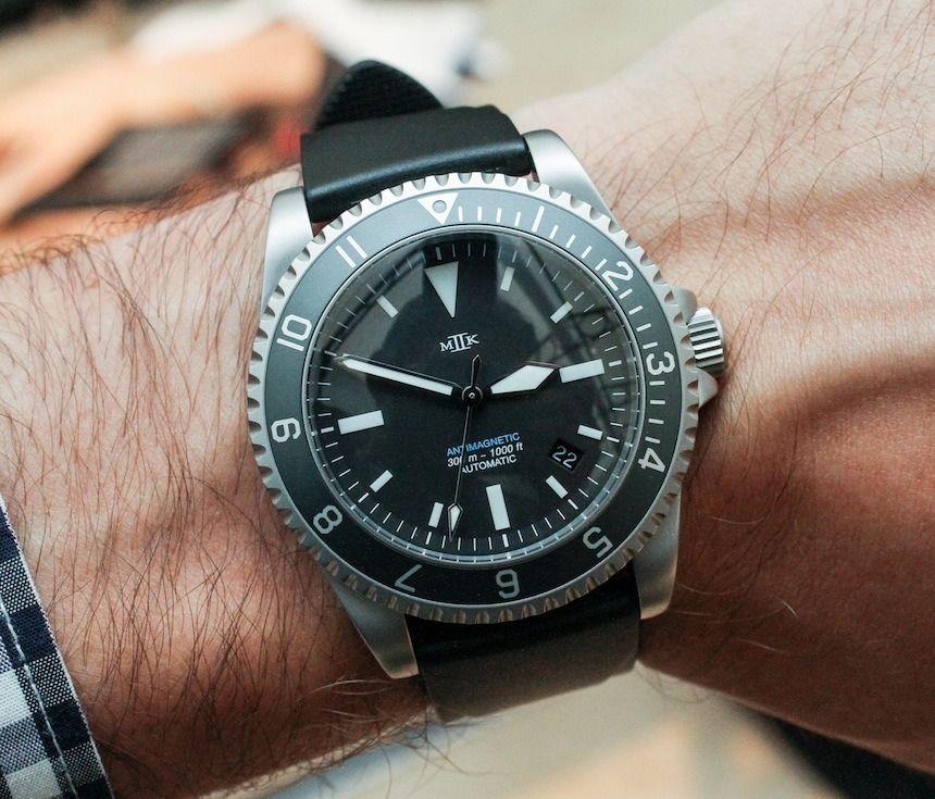 """The Mk II Fulcrum """"American Milsub"""" Dive Watch Dive"""
