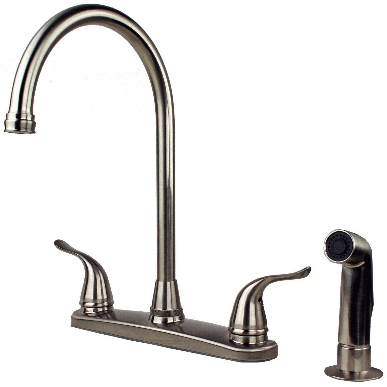 Bathroom sink faucets with sprayer | Bathroom designs | Pinterest ...