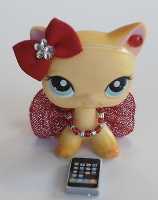 Littlest Pet Shop LPS Clothes Accessories Custom Outfit Lot CAT NOT INCLUDEDVV | eBay