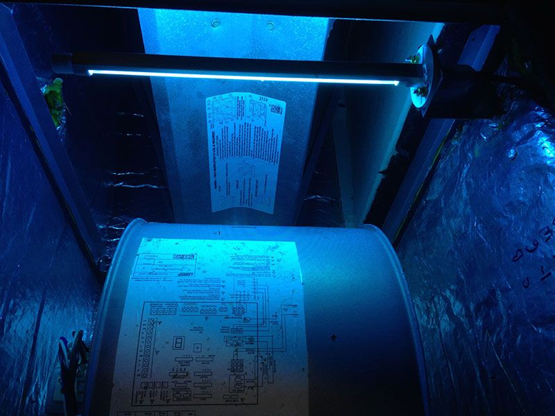 Hvac Uv Lights For Ac Systems Do They Work Ac System Hvac Air Conditioning Companies