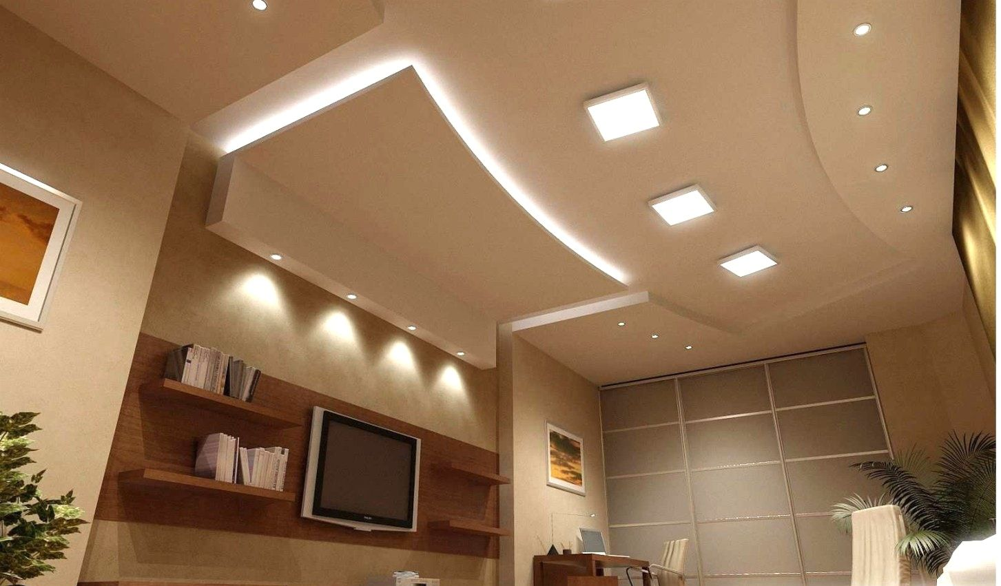 4 Drop Ceiling Lighting Options Ceiling Design Modern False Ceiling Design Bedroom Ceiling Light