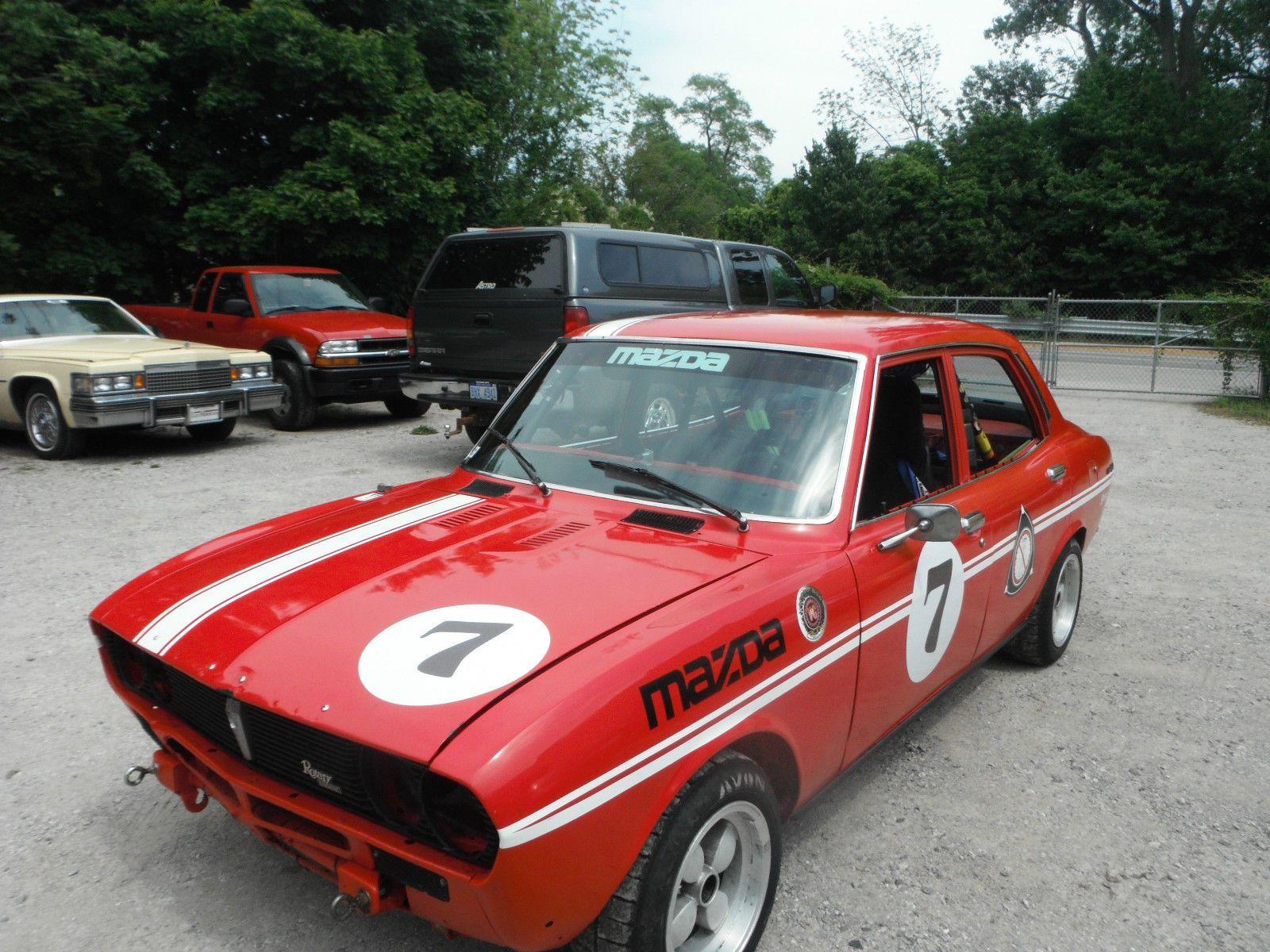 1972 Mazda RX2 vintage race car | Vintage race car, Vintage racing ...