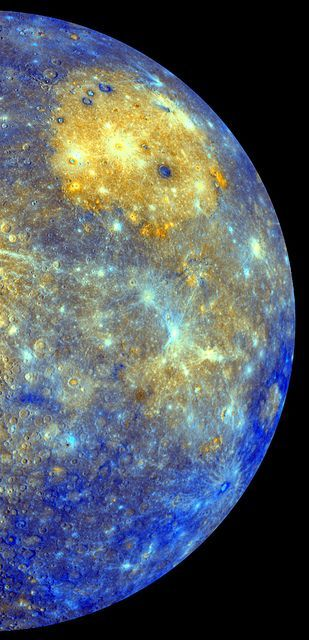 NASA's MESSENGER Satellite Captures Spectacular Color Mosaic of Earth.  http://exploringuniversecollections31.blogspot.com