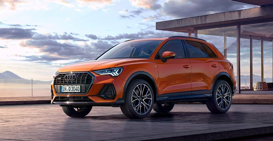 The Audi Maker Is Currently Testing Its Brand New Mid Size Suv Which Will Hit The Dealerships As The 2020 Audi Q3 The New Audi Wil Carros Mercado De Luxo Auto