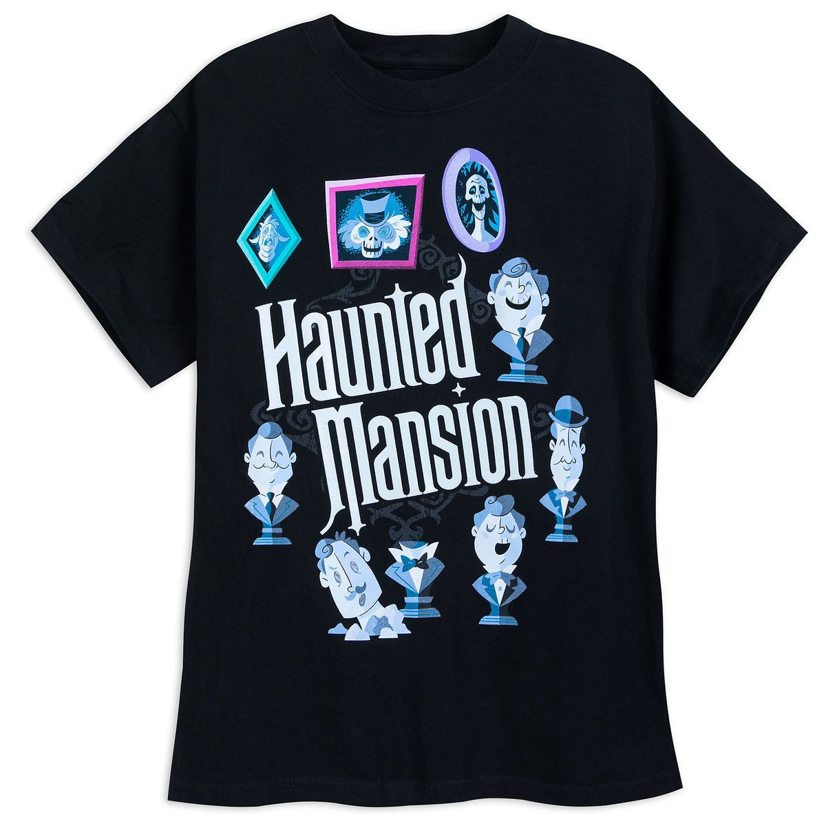 The Haunted Mansion GlowintheDark TShirt for Kids
