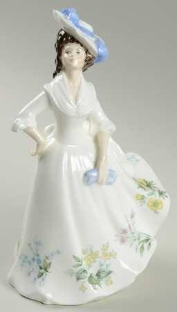 Adele Dresden royal doulton royal doulton figurine adele with box bx1629