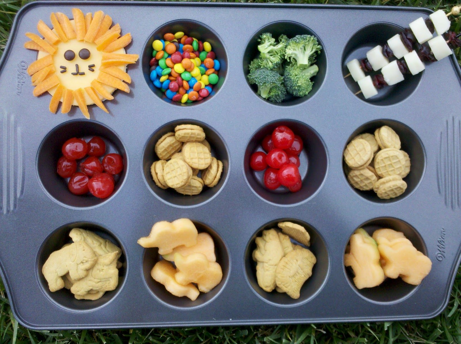 Muffin Tin Mom: Muffin Tin Meal Theme Suggestions